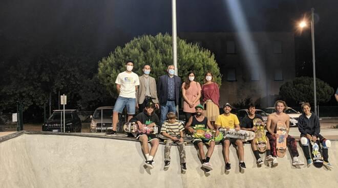 skatepark di Cesenatico