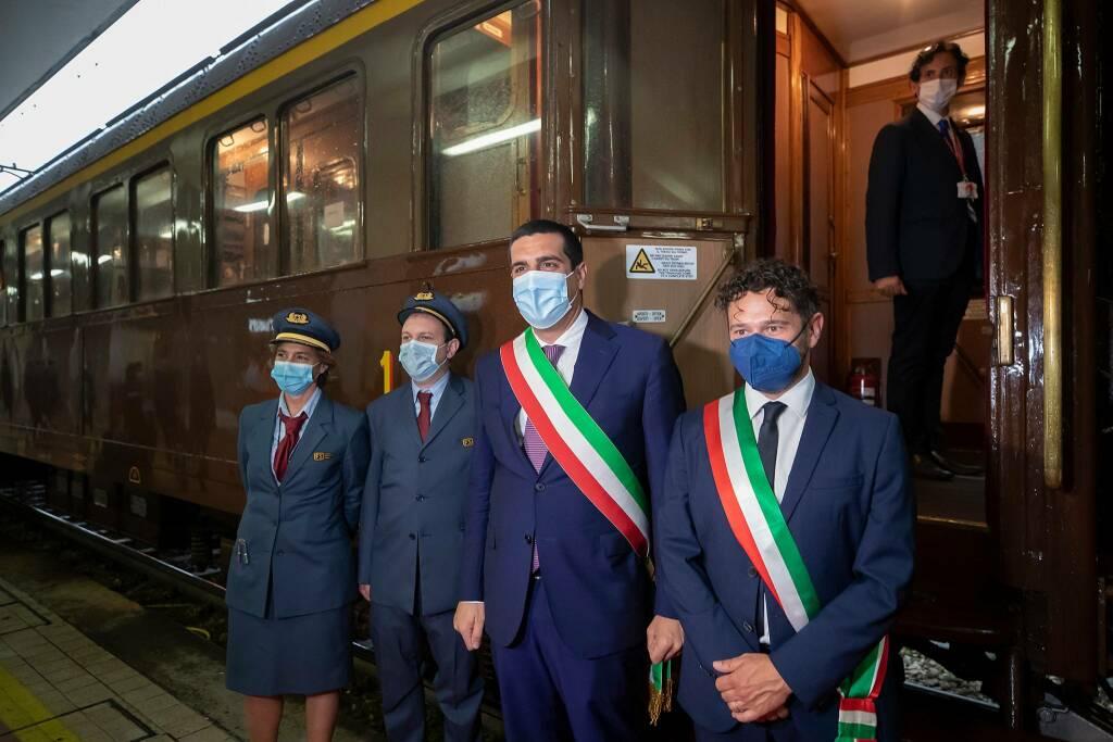 treno di dante - Firenze - Ravenna