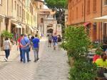 turismo ravenna centro storico san vitale mascherine