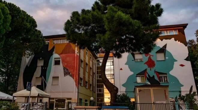 Welfare di comunità - condominio pantera rosa cervia