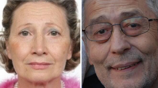 Anna Tambini e Giuseppe Casadio