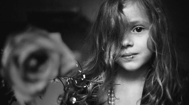 bambina - FOTO letizia battaglia