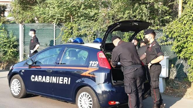 Carabinieri di Rimini-controllo colonie