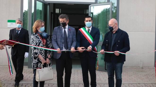 Centro Ricerche Ambiente Tecnopolo Ravenna