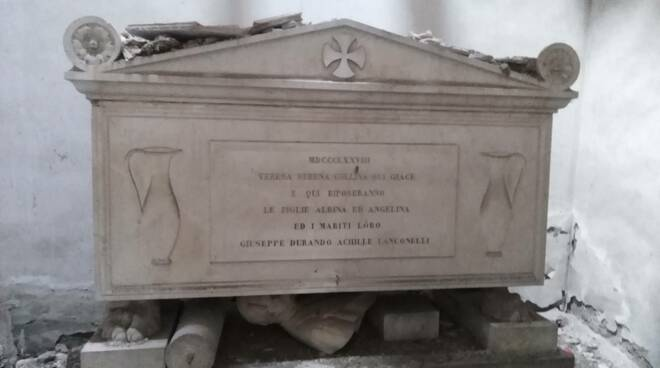 cimitero monumentale ravenna degrado