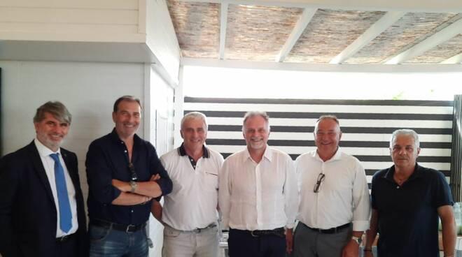 Confartigianato Balneari-Demaniali ha incontrato il ministro del turismo Massimo Garavaglia