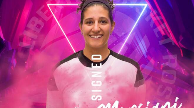 Daniela Morsiani-Libertas Basket Forlì