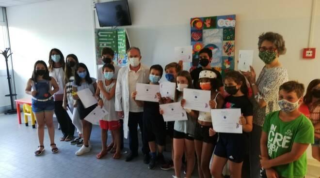 Donazione alla pediatria
