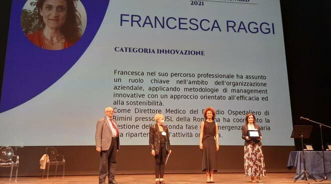dottoressa Francesca Raggi