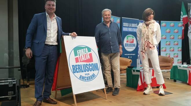 elezioni amministrative 2021: alberto ancarani candidato sindaco forza italia