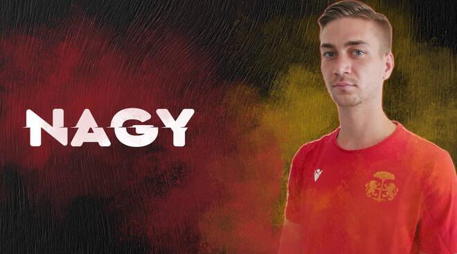 Filip Nagy ravenna calcio 2021-22
