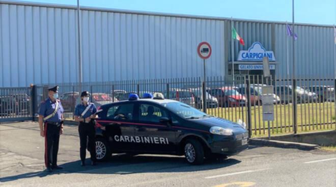 Carpigiani_Carabinieri