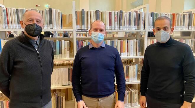 Rete bibliotecaria