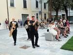 Inaugurazione piazza Savonarola riqualificata