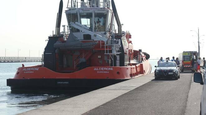 incidente marina 20/07/2021