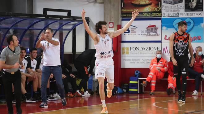 marco morara rekico raggisolaris basket faenza 2021-22