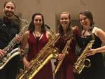 mestiza saxophone quartet