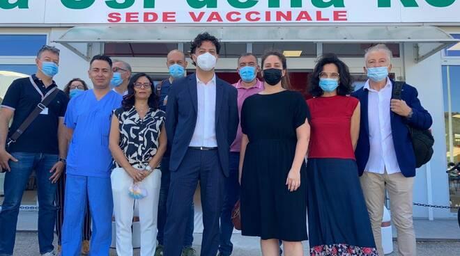 nuova sede vaccinazioni Rimini