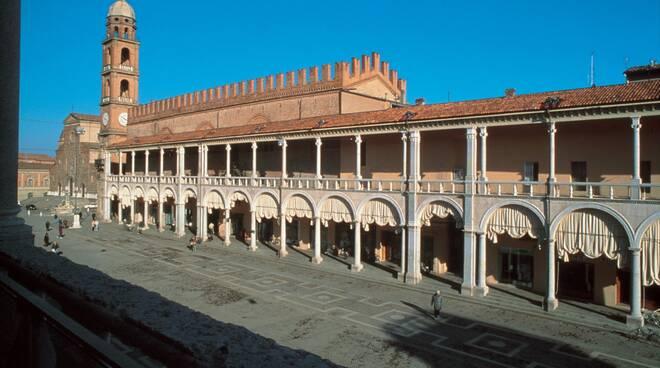 palazzo del podestà faenza