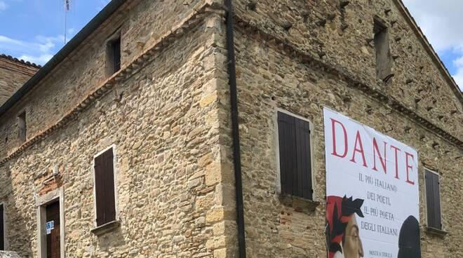 Predappio-Mostra Dante