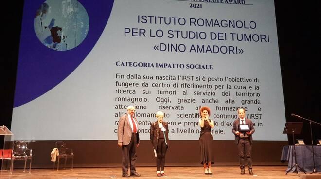 Premiazione Irst