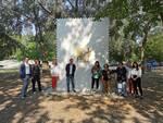 restauro opere parco della pace
