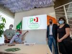 simbolo elettorale De Pascale Sindaco PD - Elezioni comunali ravenna