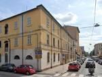 via di roma - palazzo ufficio di collocamento
