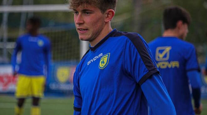 Al Ravenna FC arriva Luca Grazioli