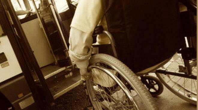 bus e disabili