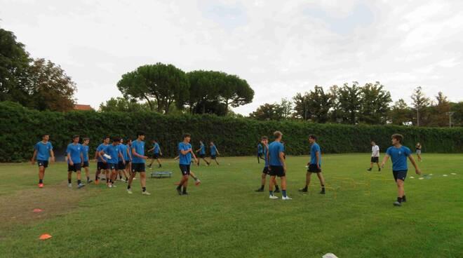 faenza calcio allenamento 2021/22