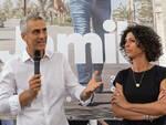 Jamil e Chiara Bellini