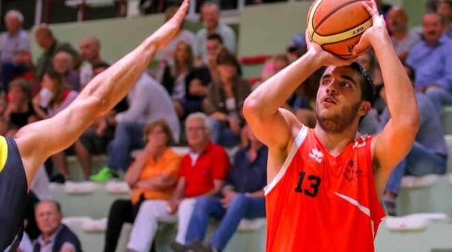 Luca Agatensi-Basket Lugo
