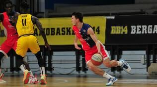 Playmaker Nicola Bernardini OraSì Basket
