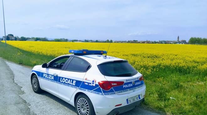 polizia locale bassa romagna