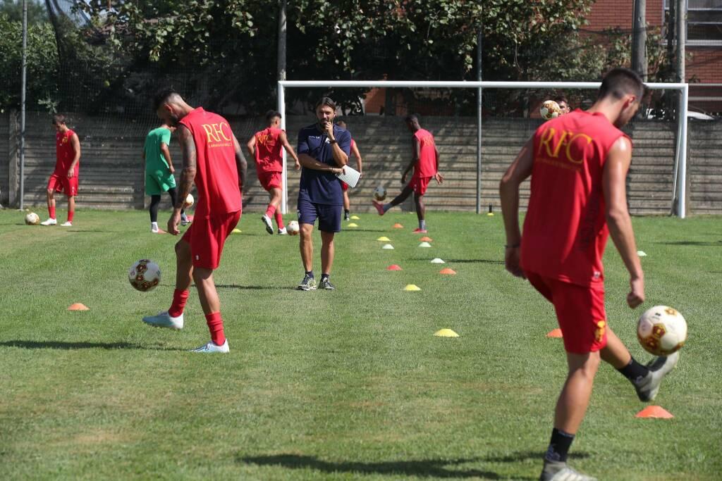 Ravenna Calcio raduno estivo