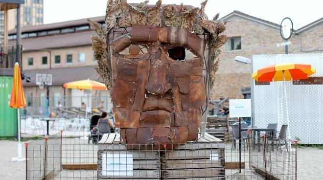d'ante d'entro di Giordano Bezzi, Ravenna