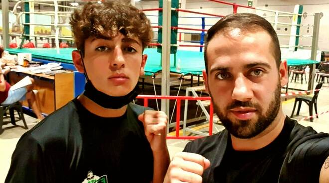 edera boxe gym ravenna