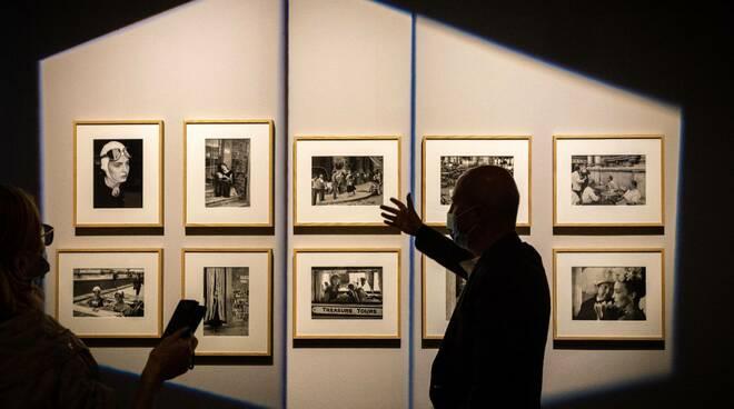 Essere Umane - inaugurazione mostra Forlì