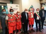 Faenza, installato un defibrillatore donato dalla 'Pubblica Assistenza' alla città nei locali de 'La Bcc'