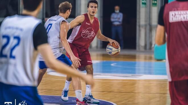 Basket_Ravenna_amichevole