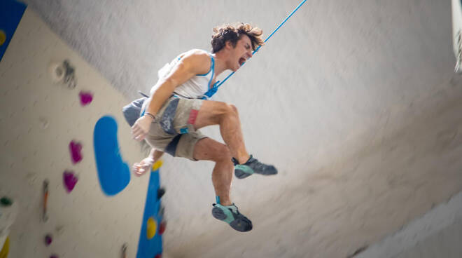 giovanni placci arrampicata sportiva carchidio strocchi faenza