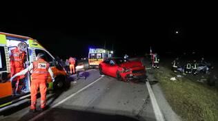 incidente stradale via molinetto ravenna 24/09/2021