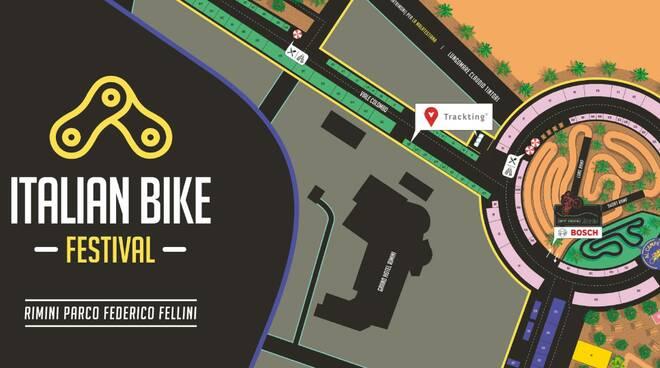 Italian Bike Festival mappa