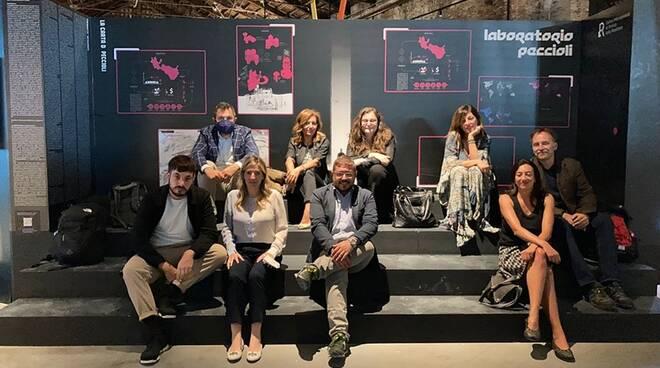 L'Unione della Bassa Romagna ospite alla Mostra internazionale di architettura di Venezia