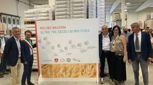 molino naldoni Faenza - inaugurazione 18 settembre 2021
