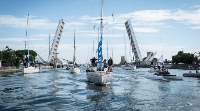 navigare per ravenna 2021 - canale candiano Ravenna