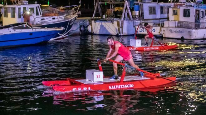 Palio della Voga 2021 a Marina di Ravenna