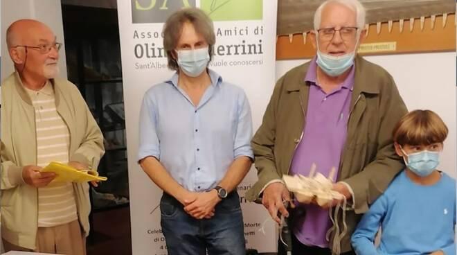 pesce di legno 2021 - Vannini - Sant'Alberto