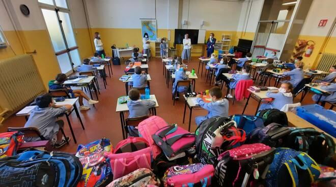 primo giorno di scuola Faenza